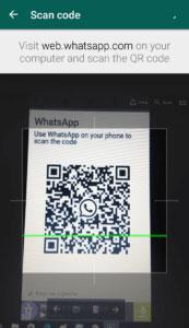 utiliser le Whatsapp de quelqu'un