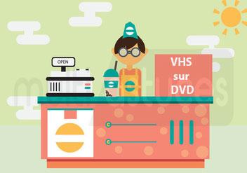 meilleures méthodes pour convertir VHS en DVD