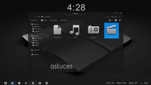 meilleurs thèmes pour Windows 8, 8.1