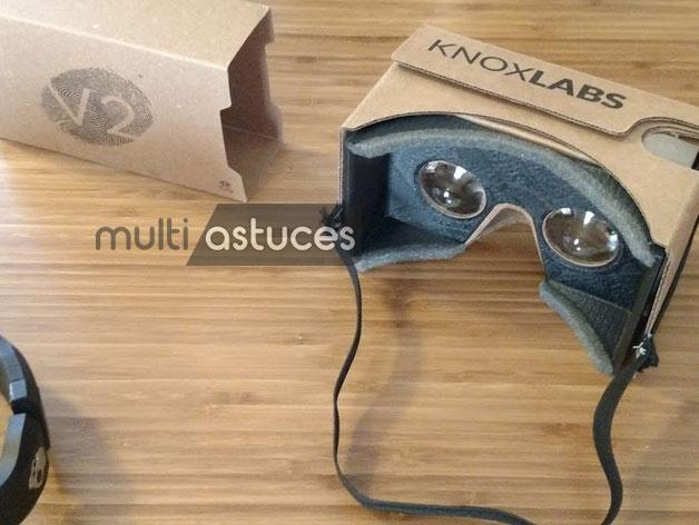 meilleures alternatives Google carton kit