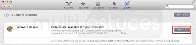 mettre à jour iTunes sur votre Mac ou PC