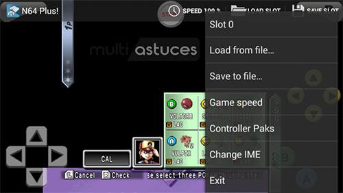 émulateur DS pour Android