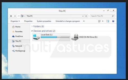 meilleurs thèmes Windows 10 / Skins
