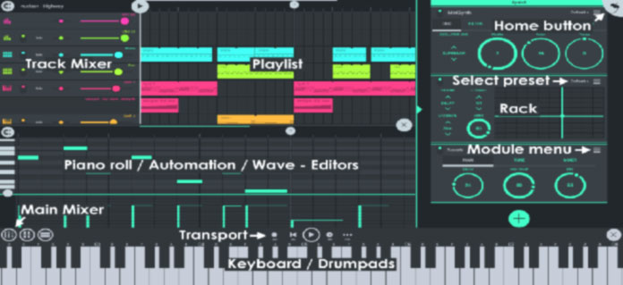 5 meilleures applications pour faire de la musique sur votre android 2019