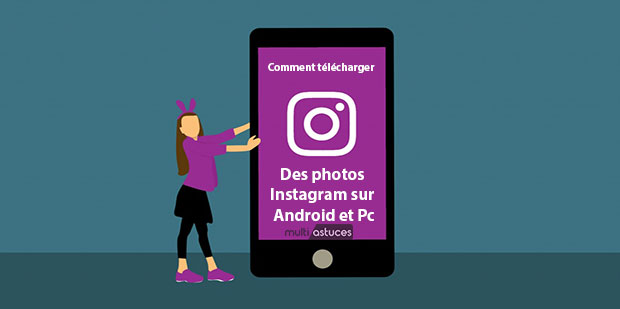 télécharger des photos Instagram