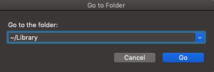 afficher des fichiers cachés sur Mac