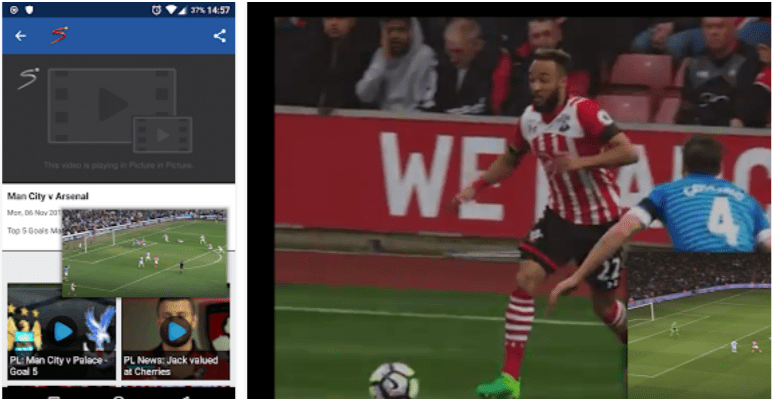 applications de streaming de sports en direct
