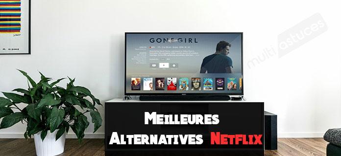 alternatives Netflix