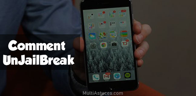 UnJailBreak un iPhone