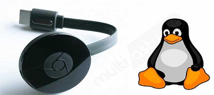 Chromecast pour Linux