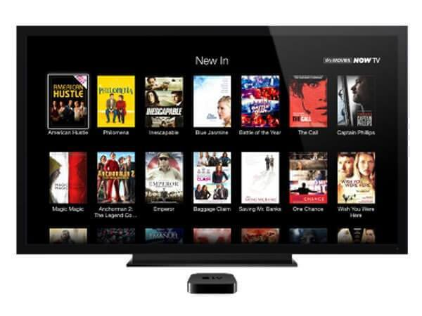 IPTV sur Apple TV