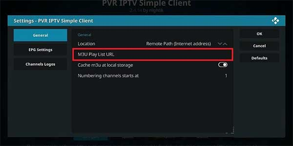 IPTV sur Xbox One