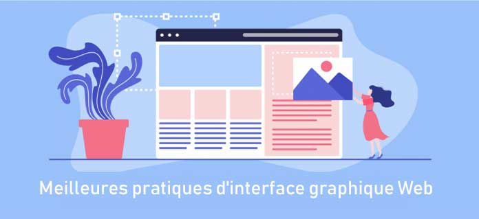 interface graphique Web