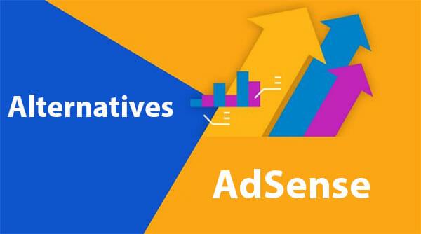 alternatives à Google AdSense