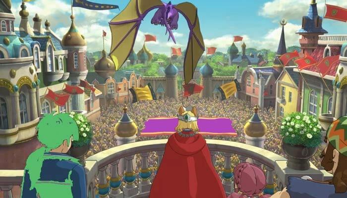 jeux d'anime pour PS4