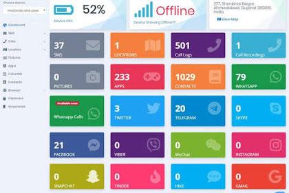 applications de surveillance de téléphone pour Android
